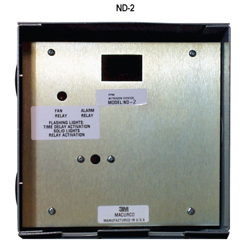 3M Macurco ND-2 Detection and Ventilation Control Panel icon