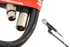 CBI microphone cable, XLR cable