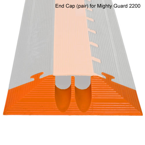 end cap for Mighty Guard