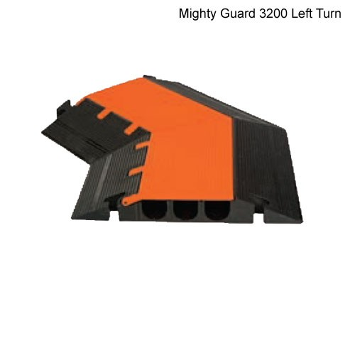Mighty Guard 3200 left turn