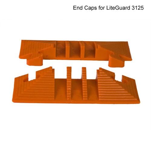 LiteGuard 3125 end caps