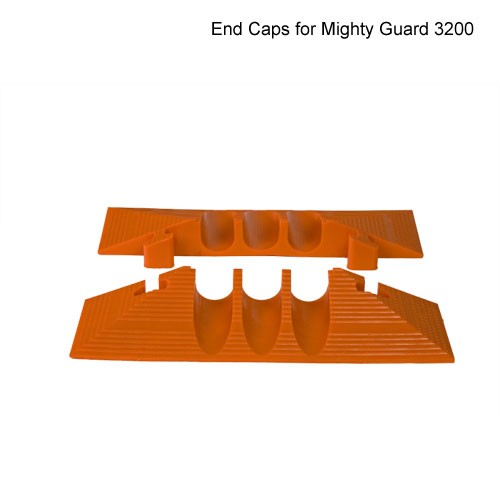 Mighty Guard 3200 end caps