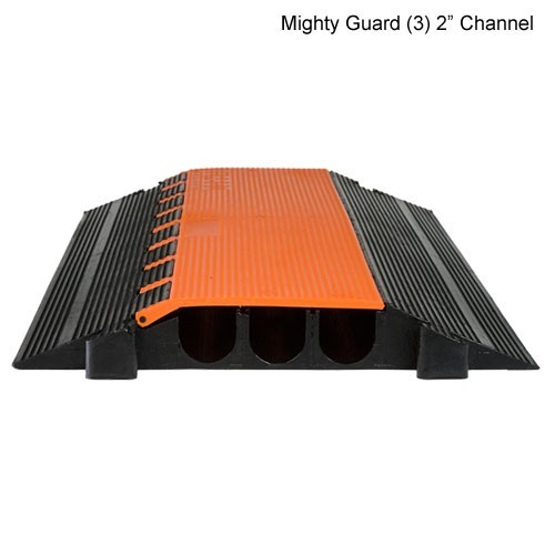 Mighty Guard 3200 cable protector, lid closed