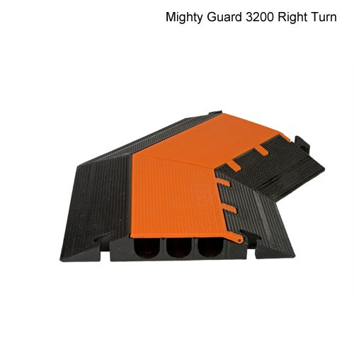 Mighty Guard 3200 right turn