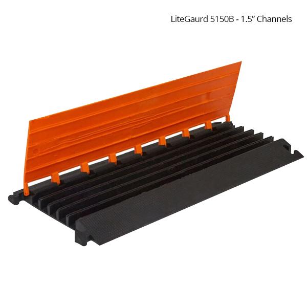 LiteGuard 5150 cover open