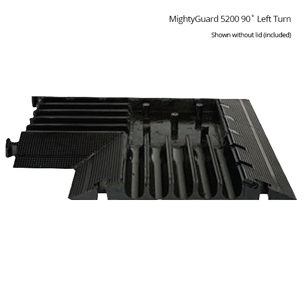 Mighty Guard 5200 left turn