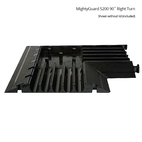 Mighty Guard 5200 right turn