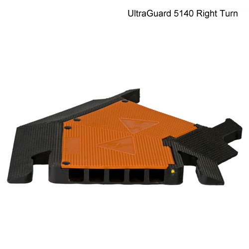 UltraGuard 5 Channel 45° Right Turn