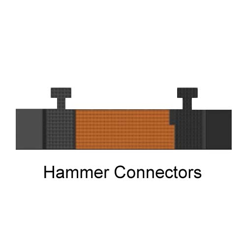 hammer connectors for Elasco