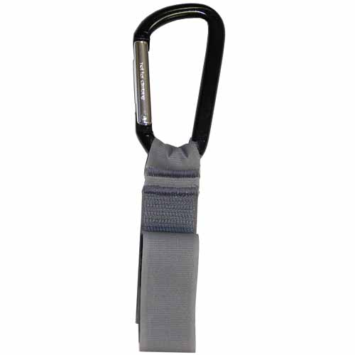 Cable Carrier 3 and 18 inch Aluminum carabiner