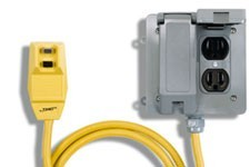 TRC GFCI receptacles with cords