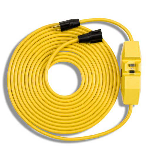 Southwire ShockShield GFCI Protected in-line gfci cord model 26020-050