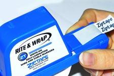 ZipTape Label Dispenser