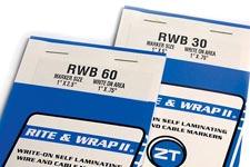 Ziptape® Rite & Wrap™ Wire Marker Booklets