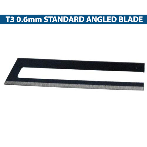 Replacement T3 0.6 millimeter standard angled Blade for Thermocutter icon