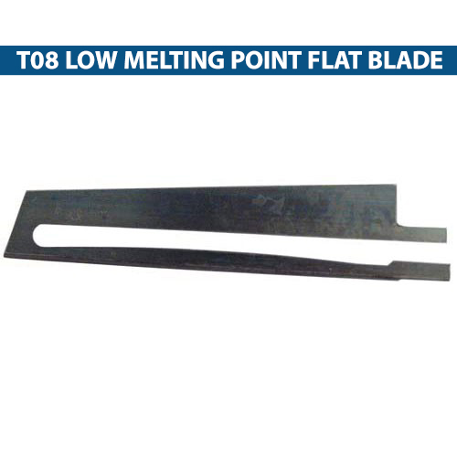 Replacement T08 low melting point flat Blade for Thermocutter icon