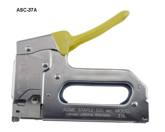 Acme 37A Broadband Cable and Wire Staple Gun, side view - icon