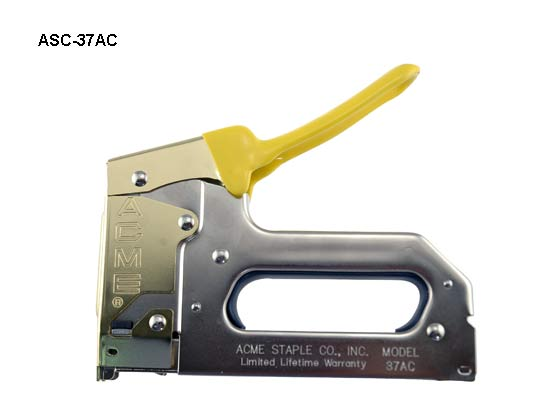 Acme 37AC Broadband Cable and Wire Staple Gun, side view - icon