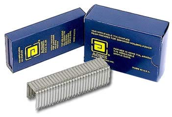 Acme Cable and Wire Staples with package - icon