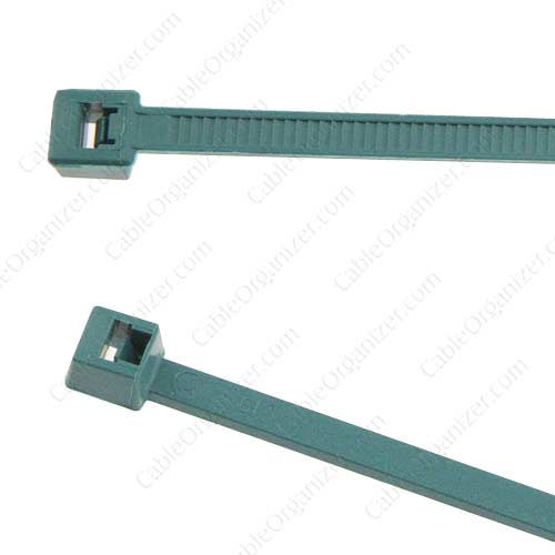 front and back of cable tie head - icon
