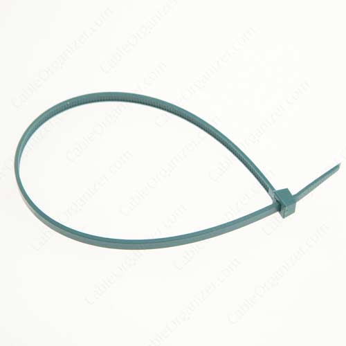 metal detectable cable tie looped - icon