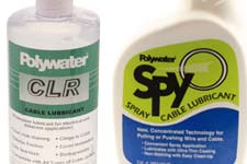 American Polywater cable lubricants