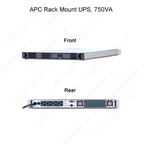 APC Smart-UPS®, 750VA/480W