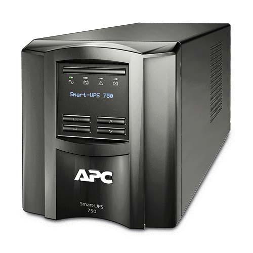 APC Smart-UPS 750VA LCD front view - icon