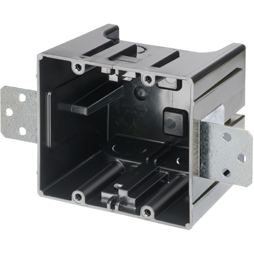 Arlington Gangable Plastic Electrical Boxes