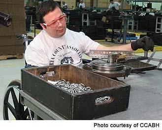 CCABH Handicapped Employment Placement