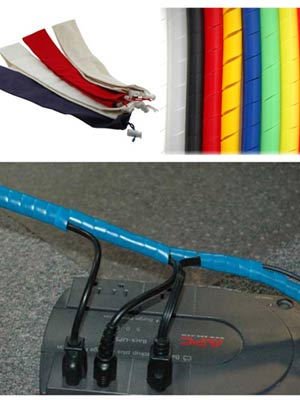 Examples of Cable Wraps