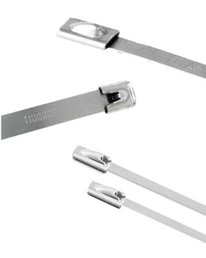 Examples of Stainless Steel Cable Ties