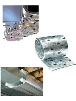 Duct Wrap and Examples of Applications