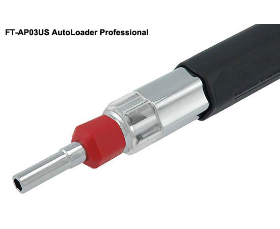 Autoloader multi-bit screwdriver in use icon