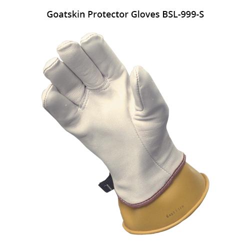 bashlin ppe lineworker kunz gloves in goatskin icon