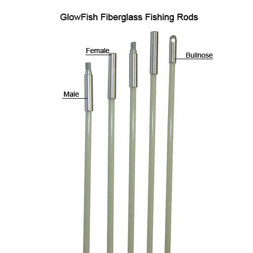 GlowFish Fiberglass Fishing Rods - icon