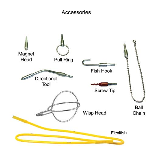 Attachments for GlowFish Fishing Rods - icon