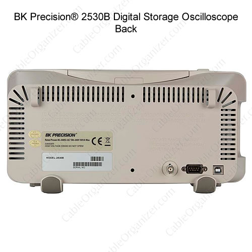 BK Precision 2530B back side - icon