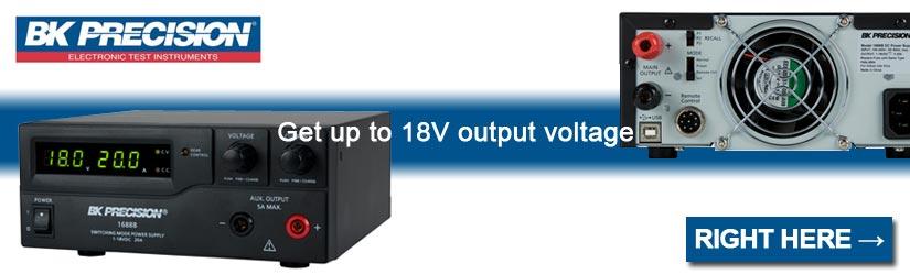 BK Precision DC power supply, 1688B