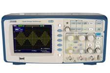 BK Precision 2530B oscilloscope