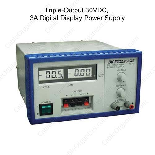BK Precision Triple-Output 30VDC - icon
