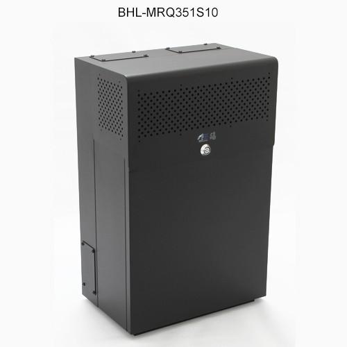 BlackHawk Labs MiniRaq Wall Enclosure Compact 10U