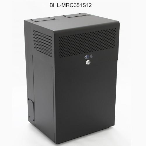 BlackHawk Labs MiniRaq Wall Enclosure Compact 12U