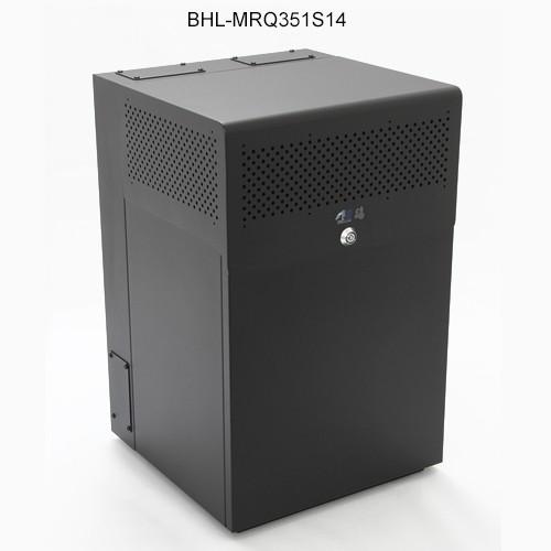 BlackHawk Labs MiniRaq Wall Enclosure Compact 14U