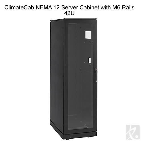 ClimateCab NEMA 42U enclosure - icon