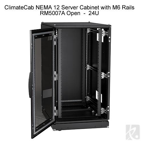 ClimateCab 24U Server Cabinet - icon