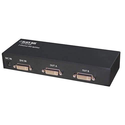 Black Box DVI Splitters