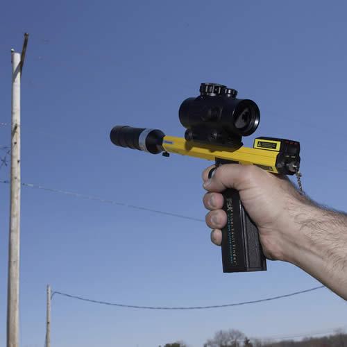 Black Box FX3 Fiber Fault Finder with Gun - icon