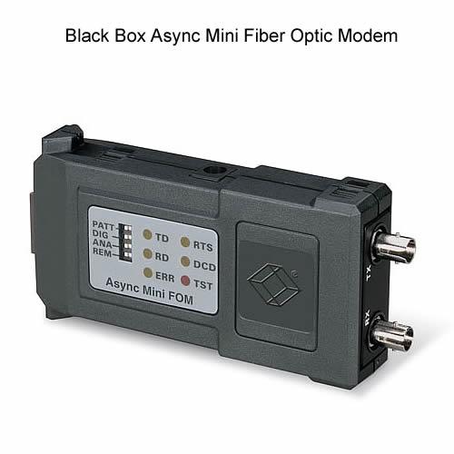 Black Box Async Mini fiber optic modem - icon