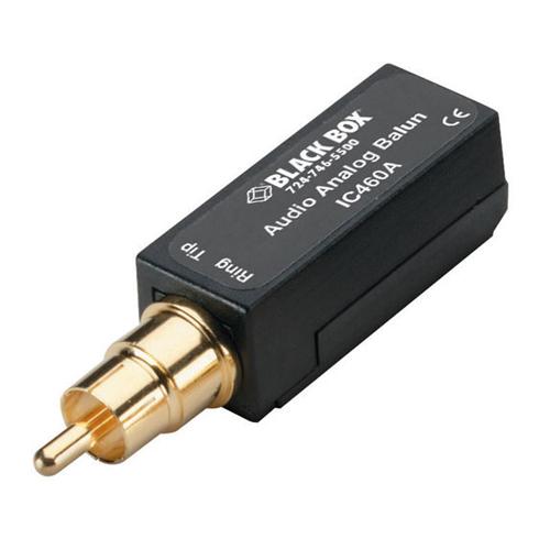Black Box Audio Baluns (Analog and Digital)